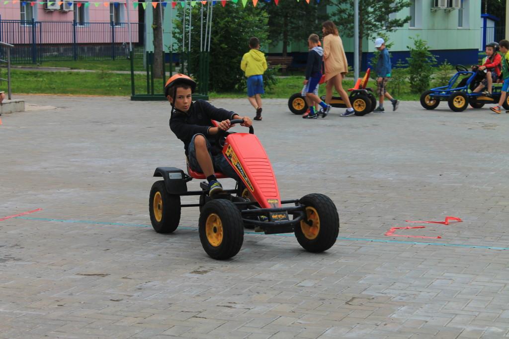 Велокартинг