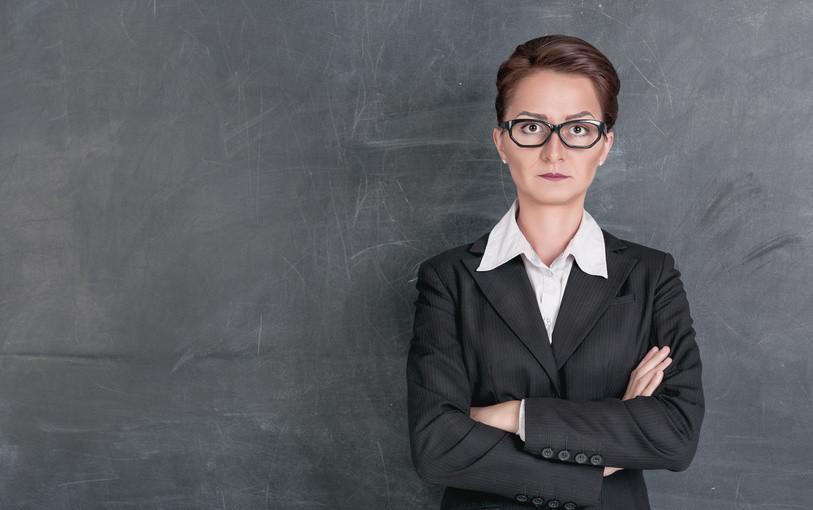 Конфликт с учителем