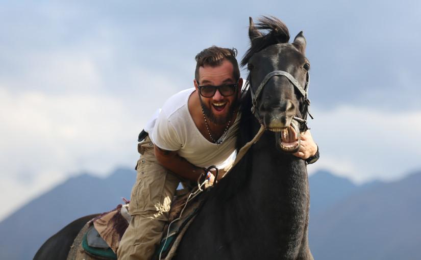 Телеведущий и фотограф Марк Подрабинек о настоящей журналистике, «гениальных» фото и путешествии мечты