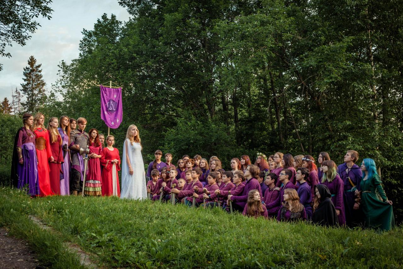 Лагерь Дружите.ру