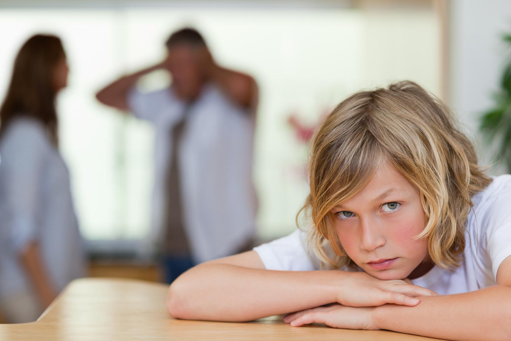 Папа уходит: как подготовить ребенка к разводу родителей