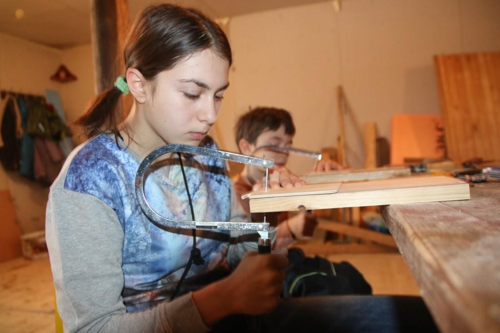 Детский лагерь Hobbycamp