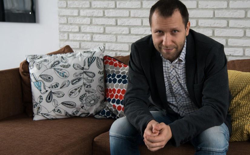 """Дмитрий Кибкало, основатель сети """"Мосигра"""""""