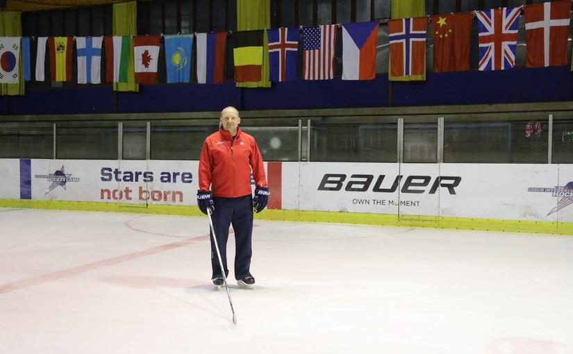 Лукаш Трамба, генеральный директор Czech International Hockey Camp: «Всегда хотел передавать свои знания и опыт молодым хоккеистам».