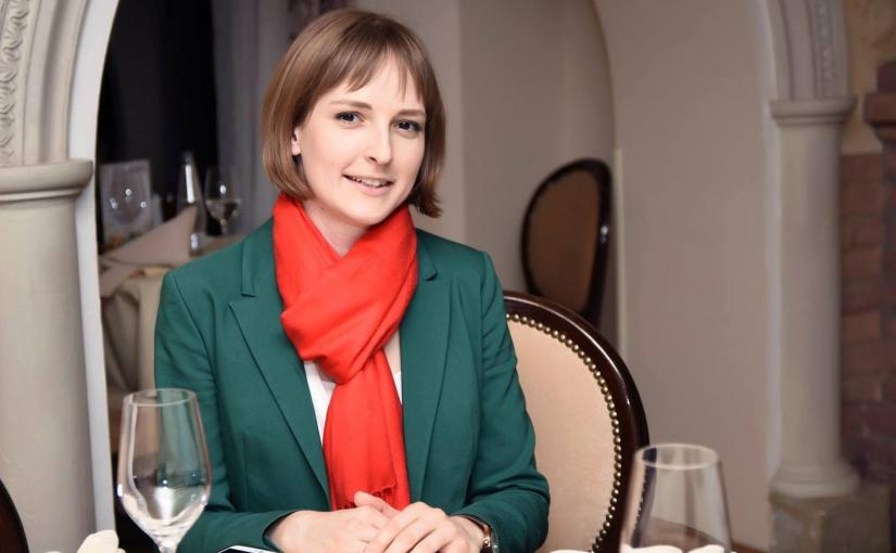 Анна Целуйко, официальный представитель бренда Helen Doron English в Краснодарском крае: «Мы по-настоящему любим свое дело и работаем ради детей»