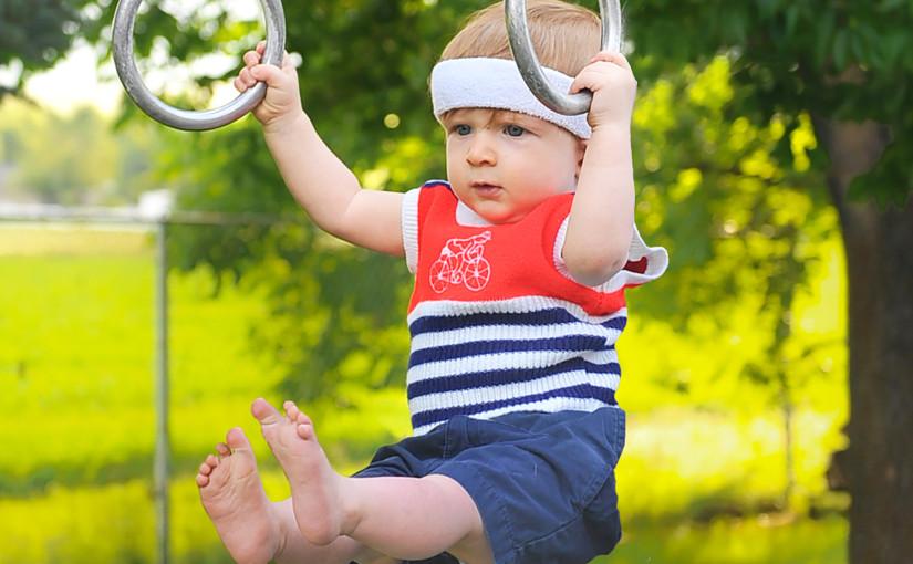 5 причин отправить ребенка в спортивный лагерь!