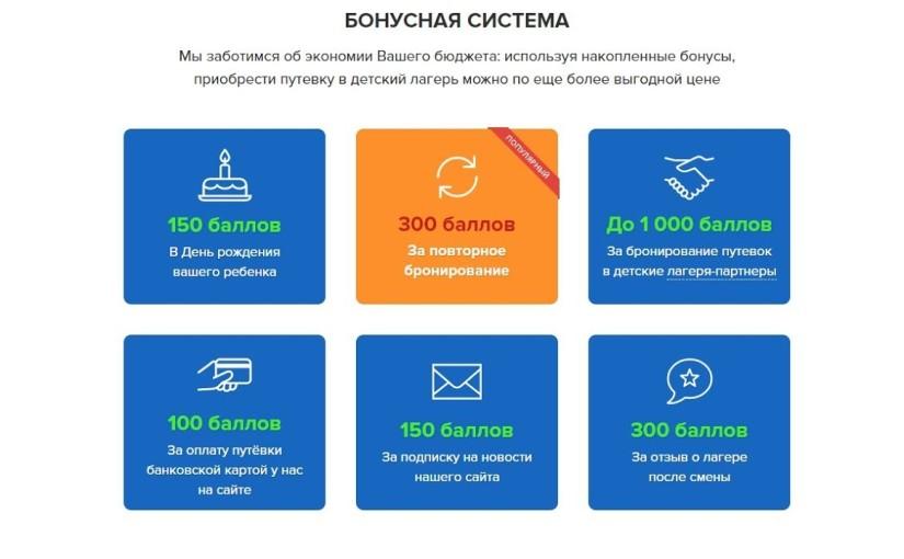 Как получать скидки при бронировании детских лагерей на incamp.ru