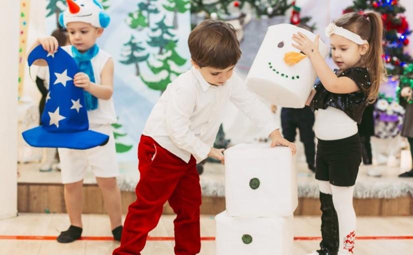 Новогодние елки для детей и вечеринки для подростков в Москве, Новый год 2018