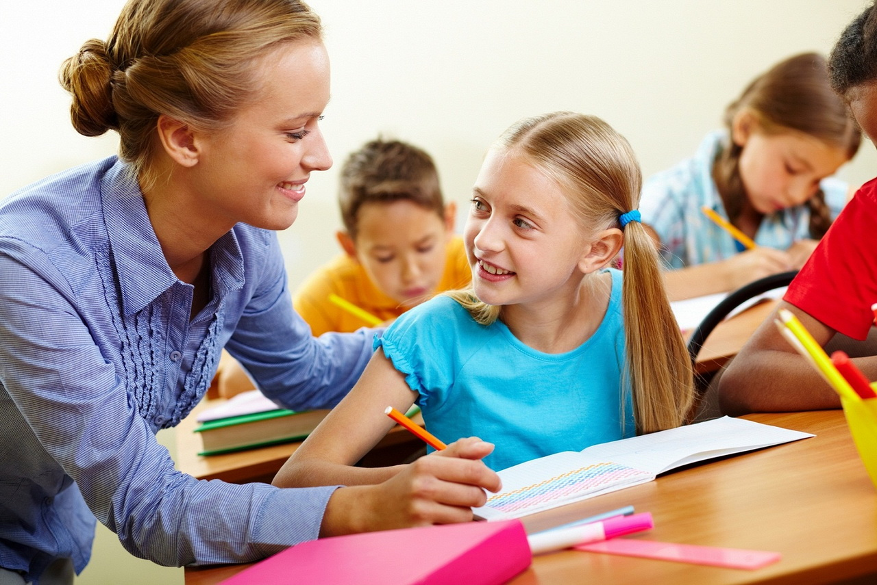 учителя и учеников картинка