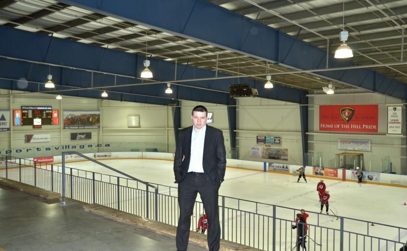 Александр Белопольский, основатель Канадского Хоккейного Лагеря: «Наши тренеры работают с игроками НХЛ»