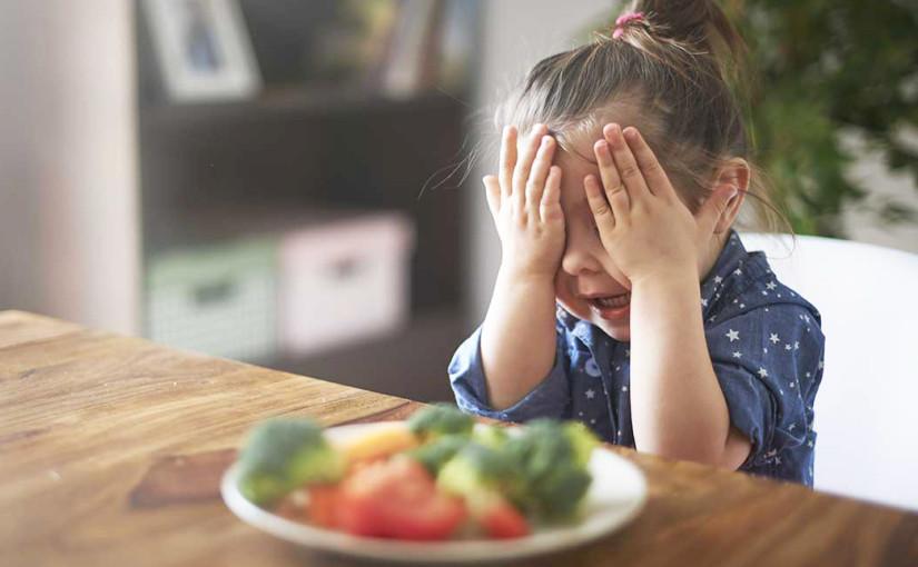 Ребенок ничего не ест, что делать?