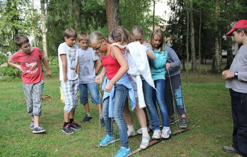 Дни открытых дверей в детском лагере