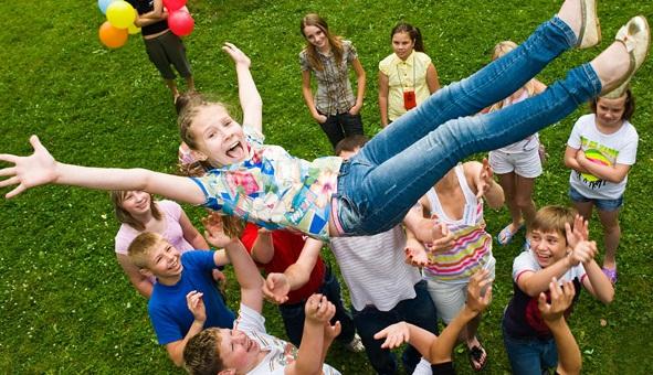 Детское самоуправление в лагере