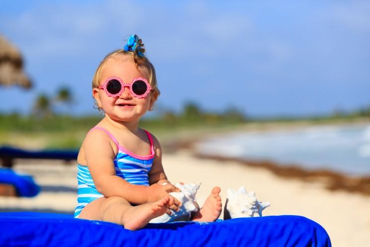 Почему стоит поехать с ребенком на море прямо сейчас?