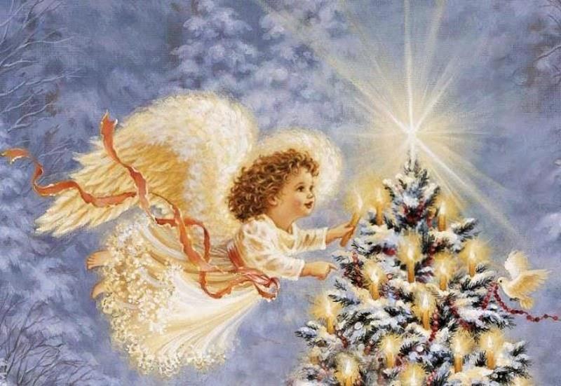 Картинки пасхой, новогодняя открытка ангелы