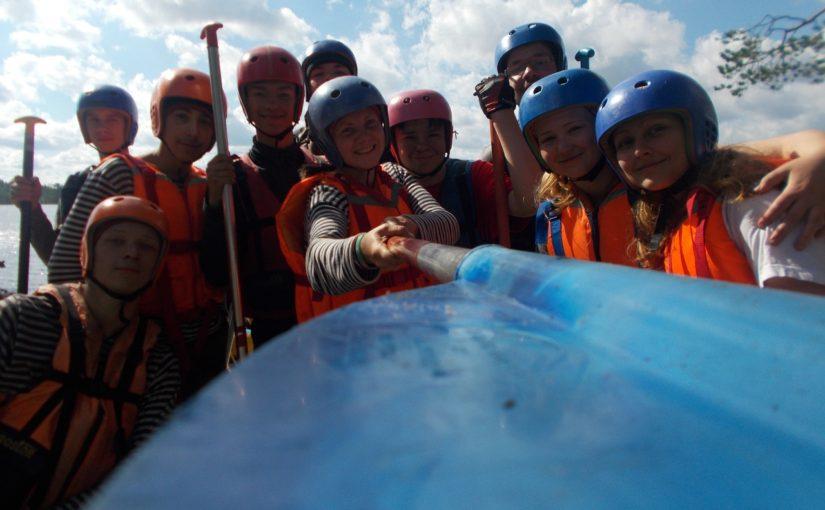 Багрова Надежда, инструктор лагеря «Большое приключение» в Карелии: «Сделайте шаг навстречу путешествиям, и вы увидите, как сильно изменится ваша жизнь!»