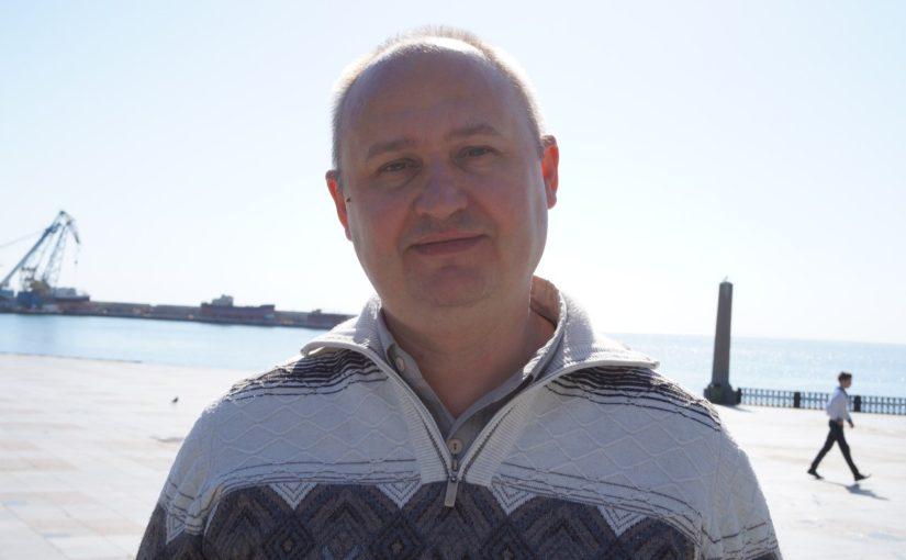 Сергей Калашник, помощник председателя Ялтинского городского совета