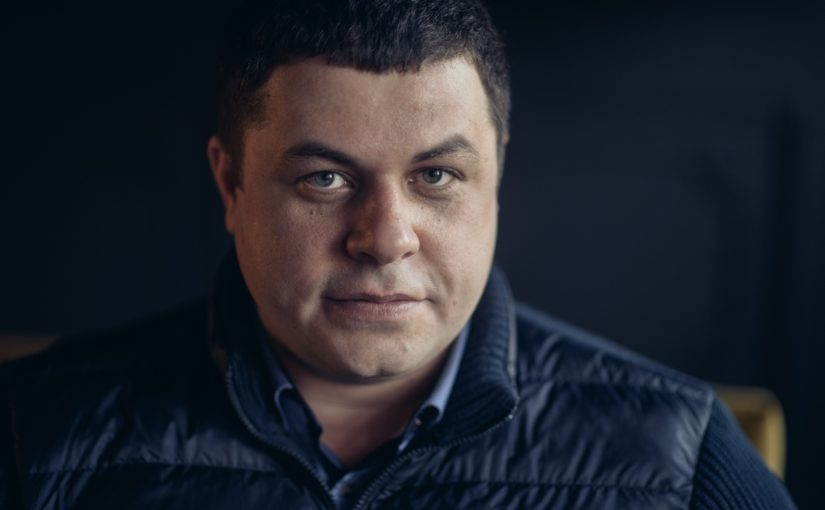 Михаил Шпигель, руководитель компании  «PARKWOOD'S»