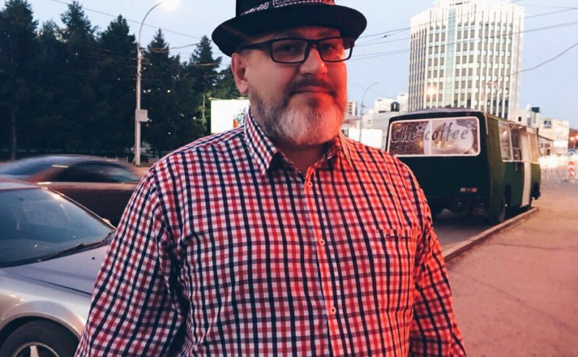 Александр Гинтер, руководитель лофт-парка «Подземка»
