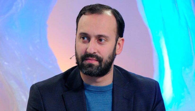 Михаил Дворкович, генеральный директор канала «ТНТ»