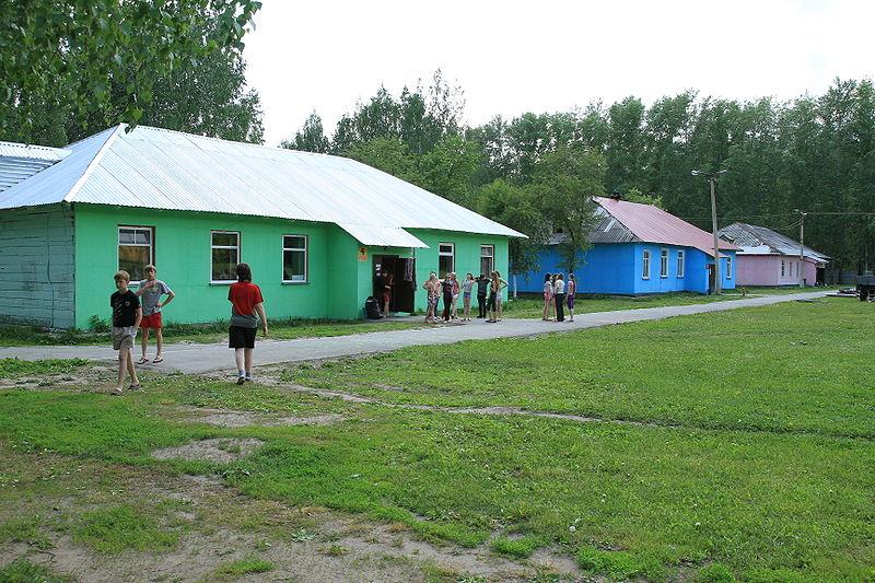 фото лагерь берёзка