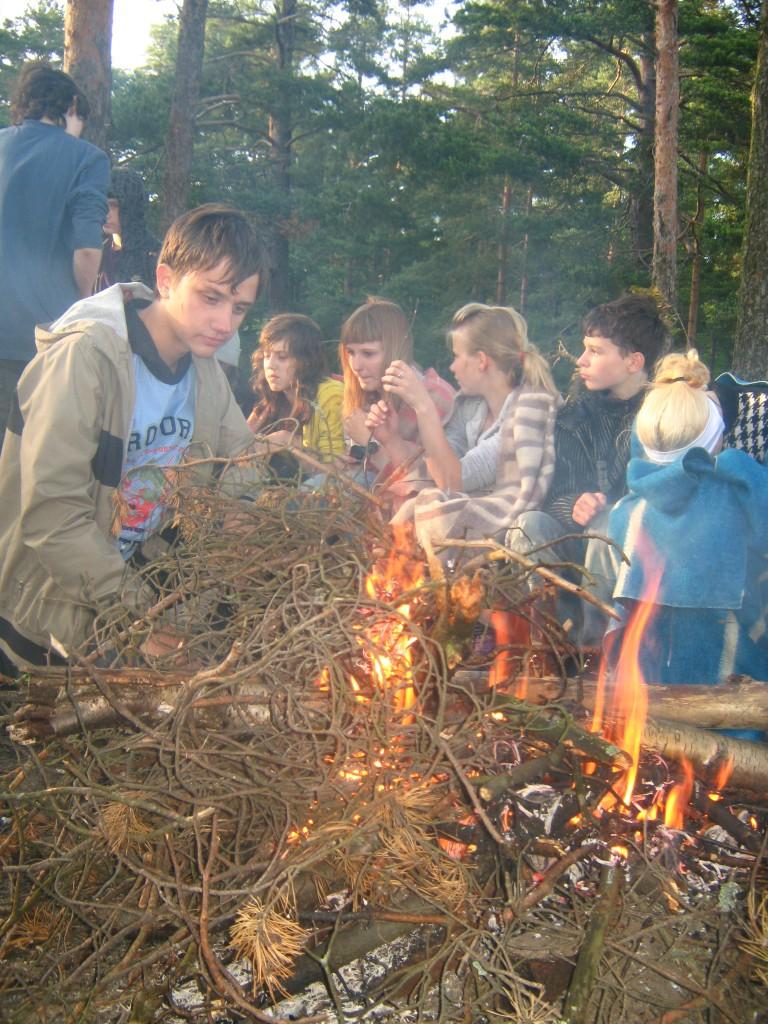 лагерь 16 лет: